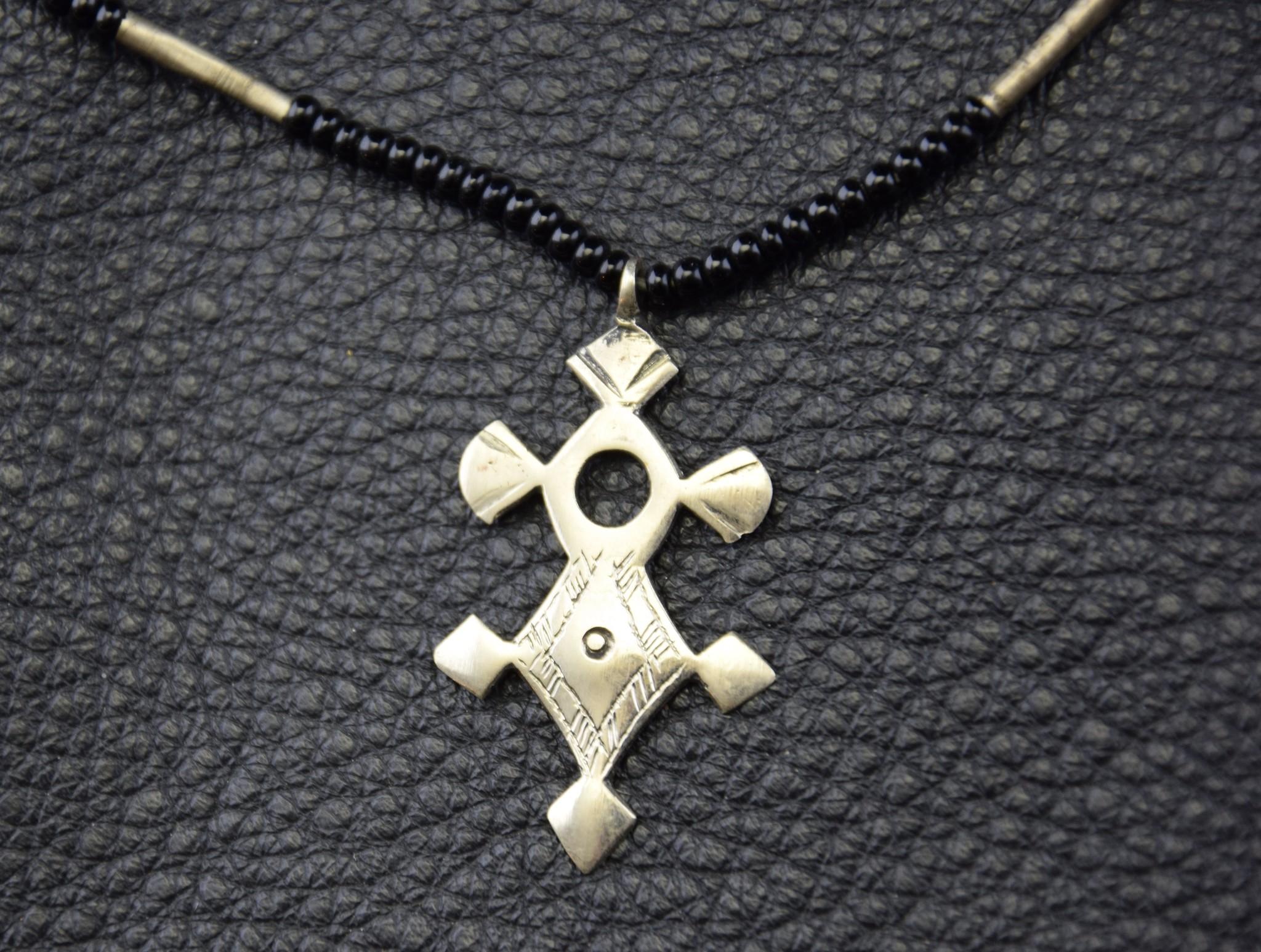 Tuareg Kreuz/ Amulett, klein