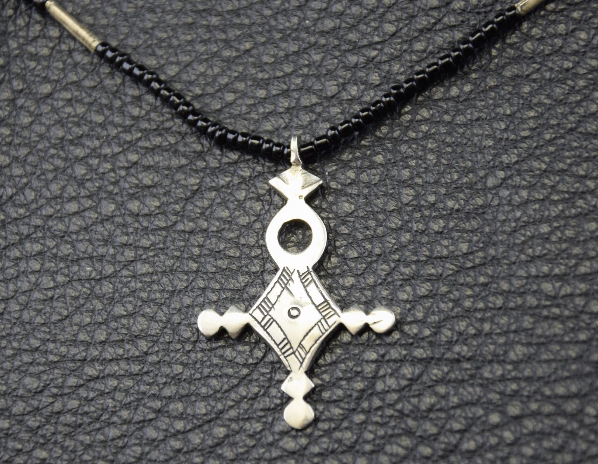Tuareg pendant amulet, small
