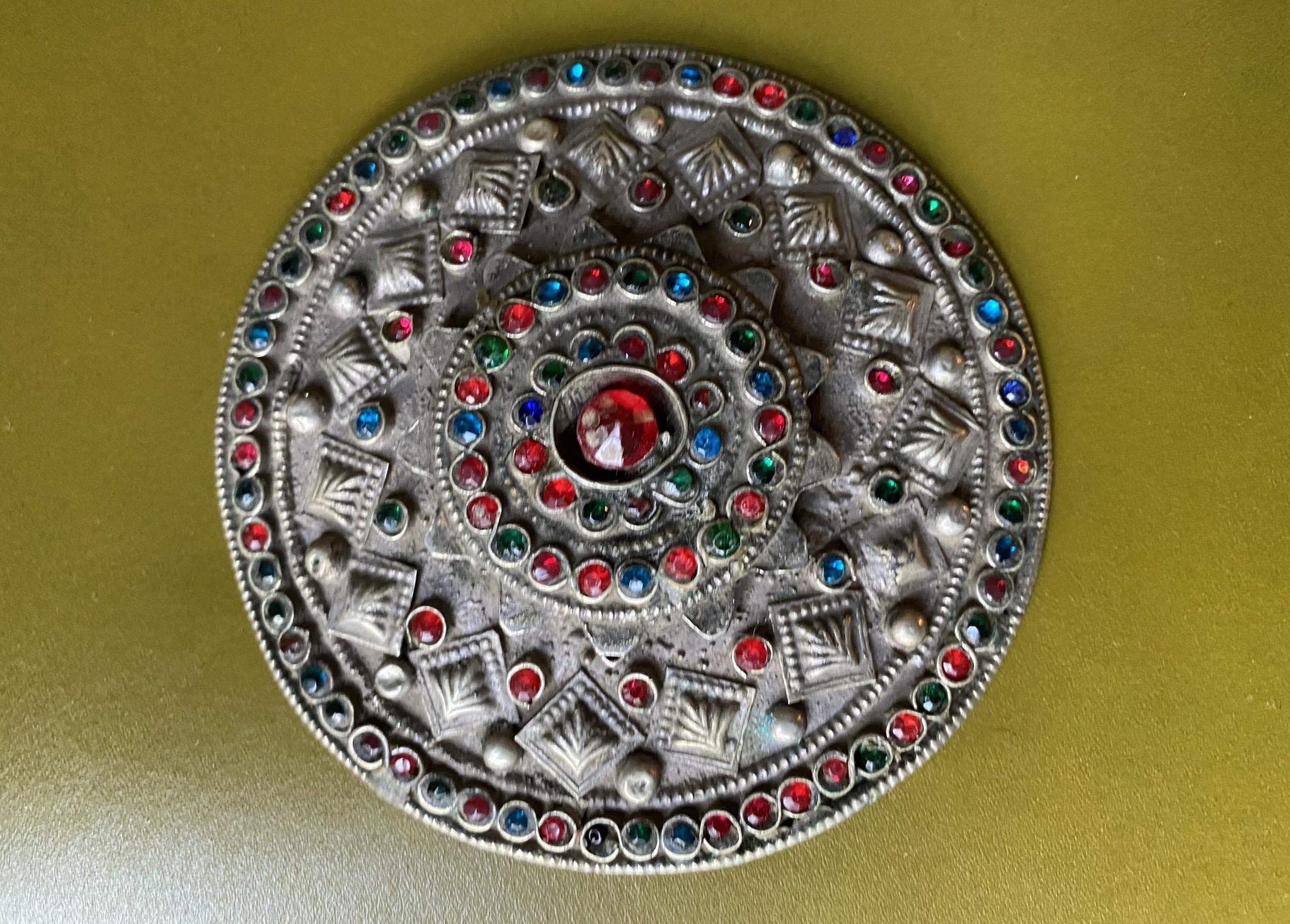 Tribal Platte/ Anhänger