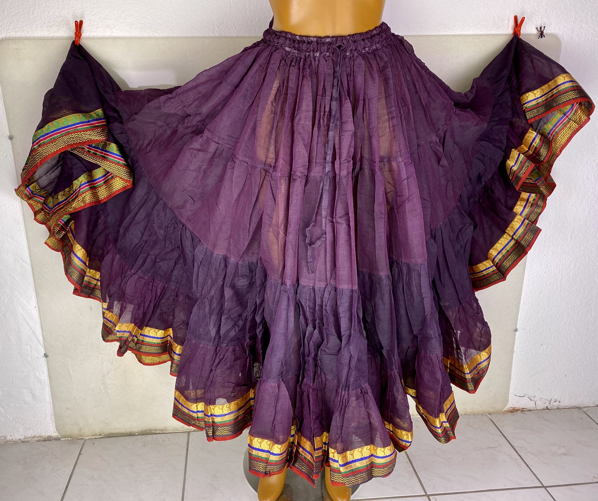 Sari Skirt/ Tribalrock 25 yards