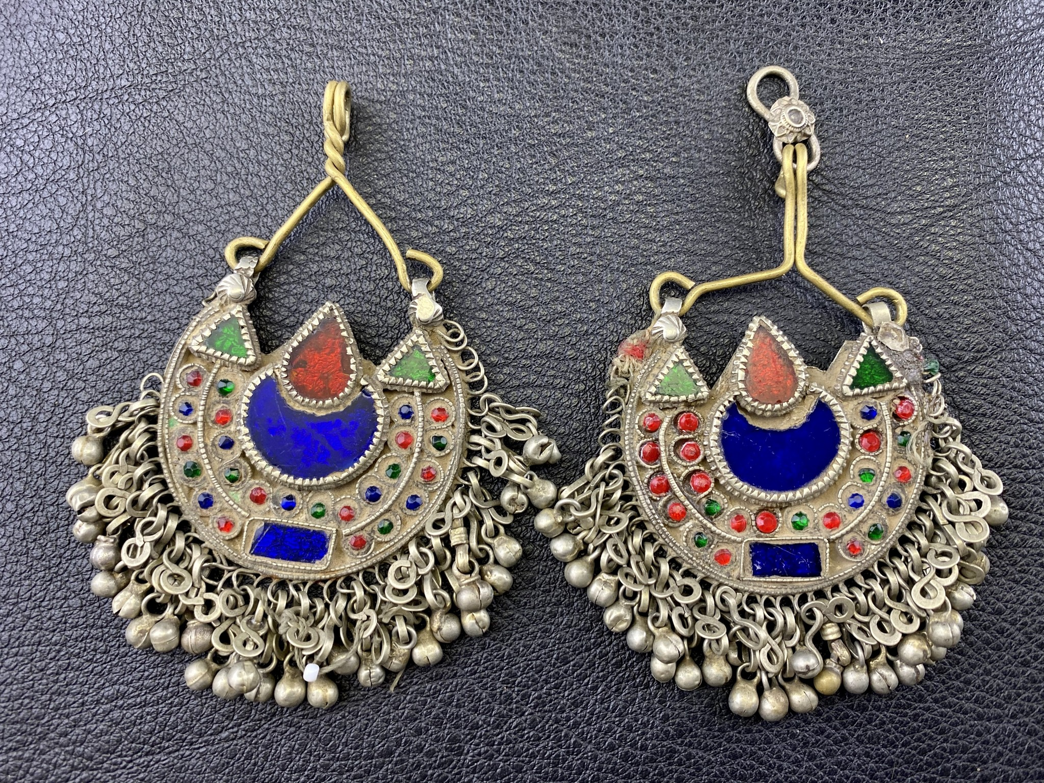 Pair of Tribal Pendants