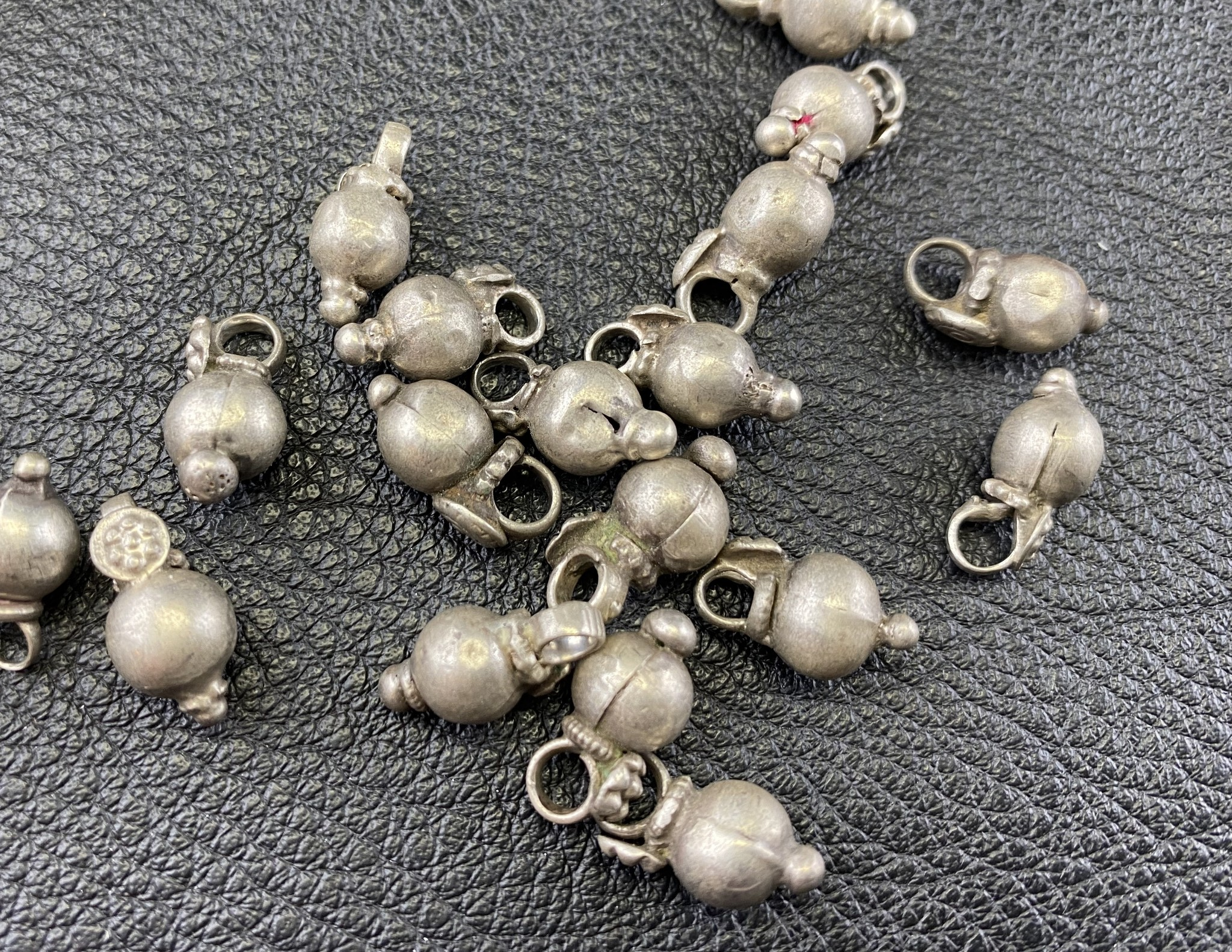 Kleine Silber Perlen