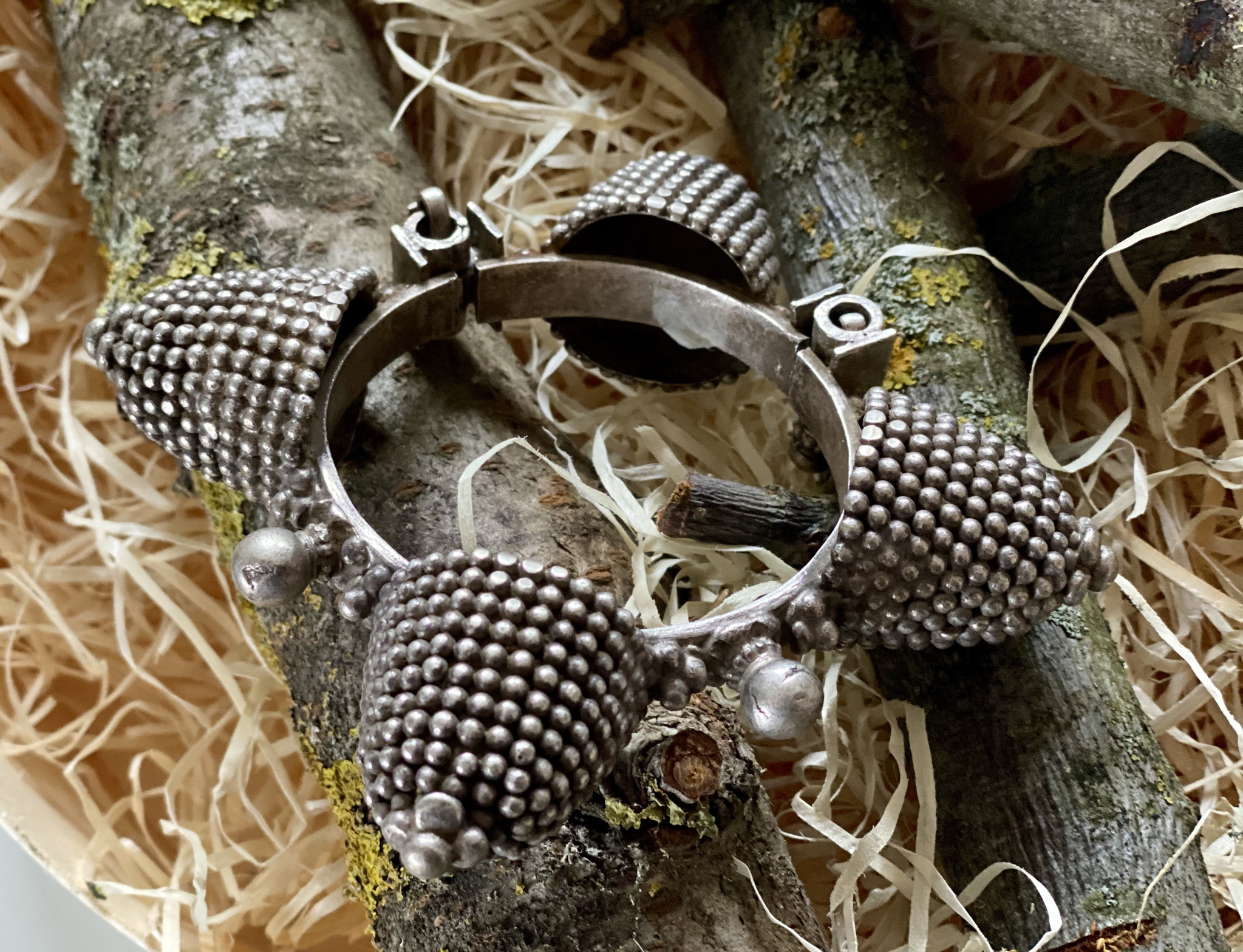 Antique Silver bracelet
