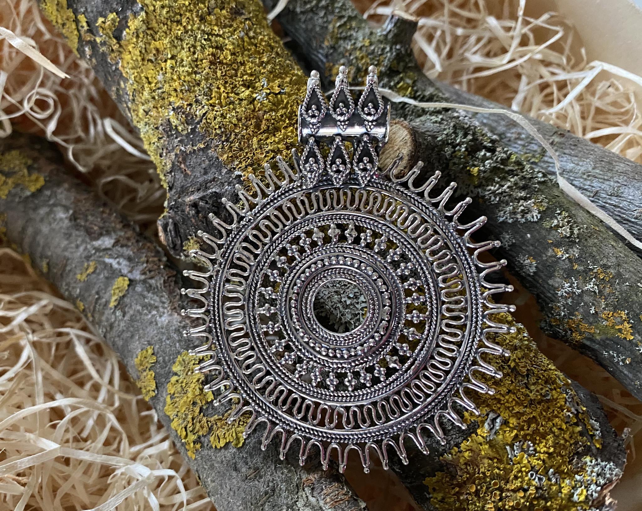 Silver Pendant
