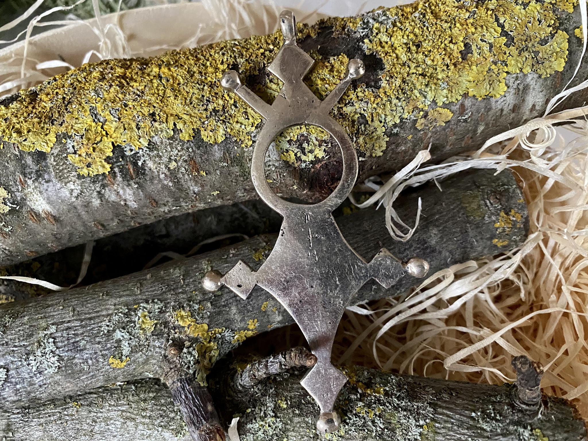 Tuareg Kreuz/ Amulett