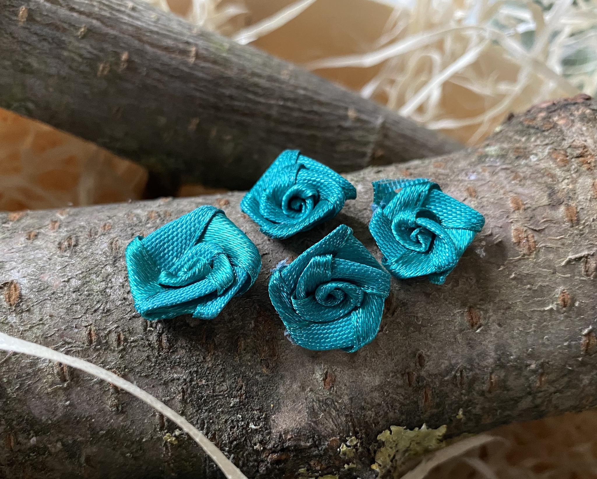 DIY kleine Röschen, Rose