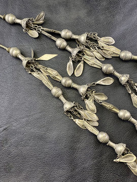 Tribal metal Tassel