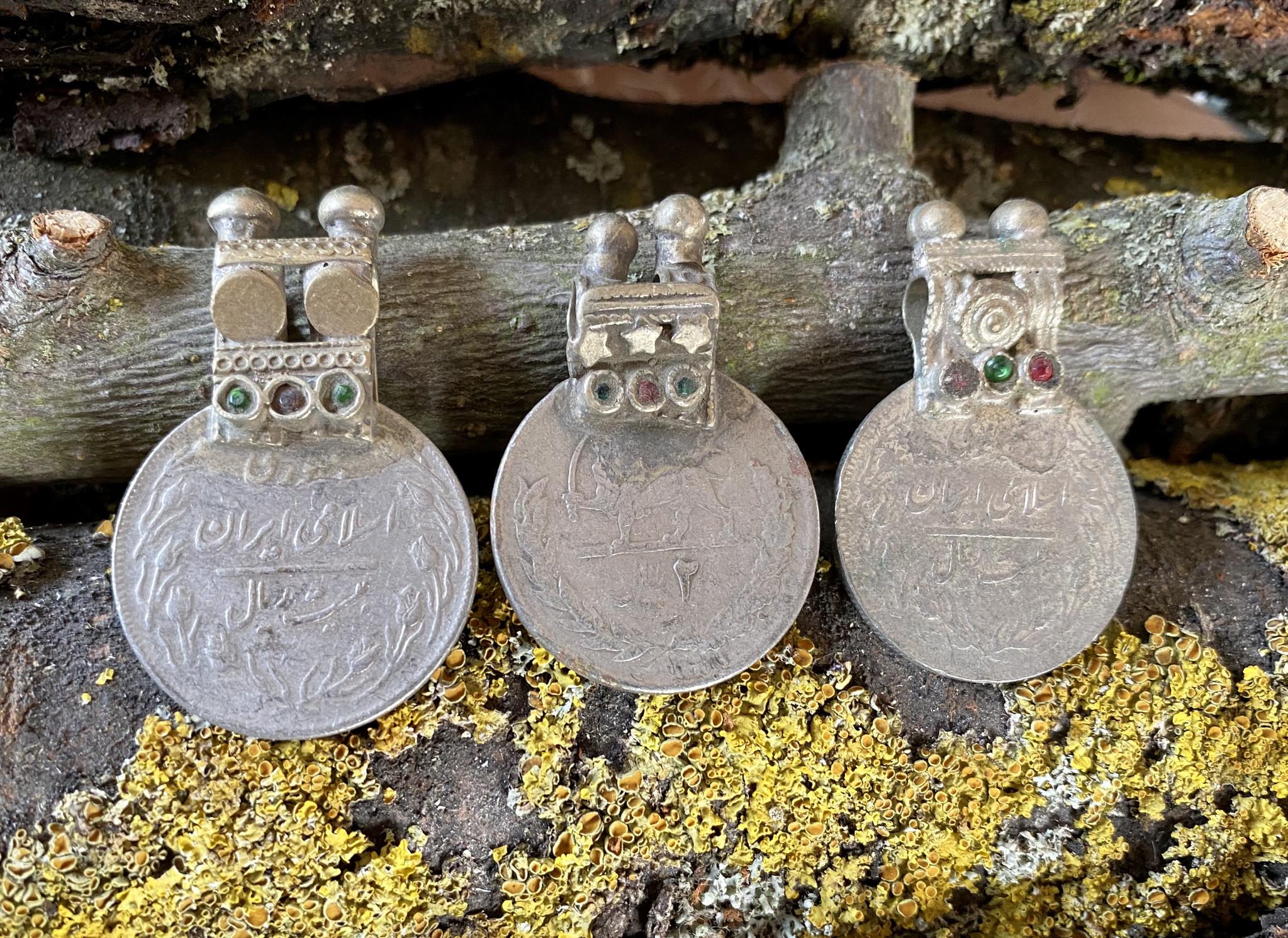 3 Small Pendants