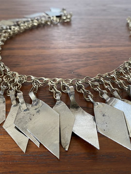 Chain with Small metal pendants