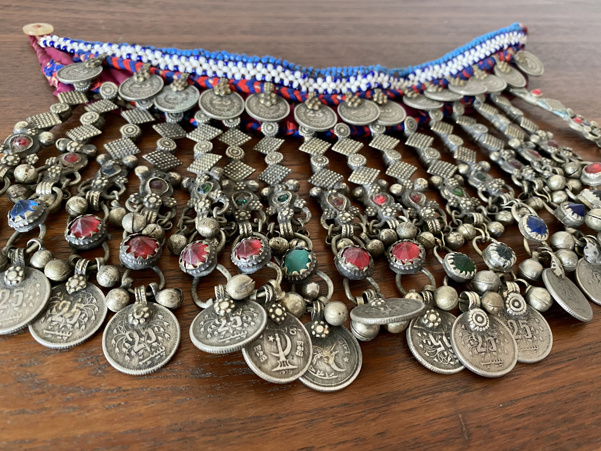 Large Tribal Necklace