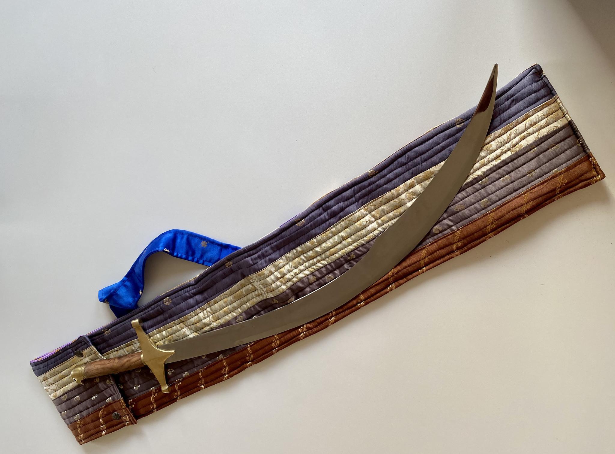 Tribal Säbeltasche
