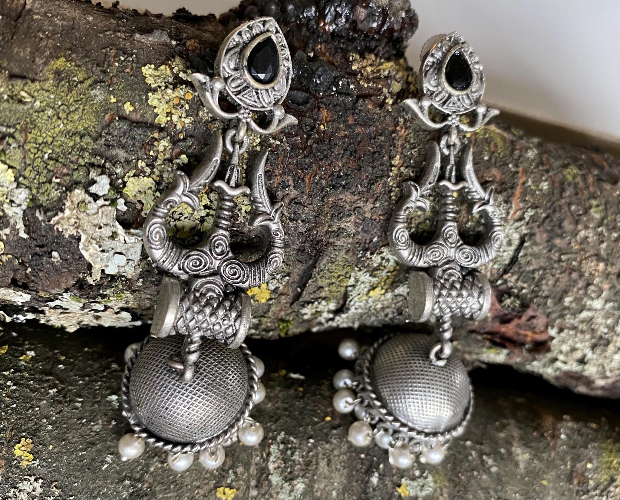 Banjara Tribal earrings