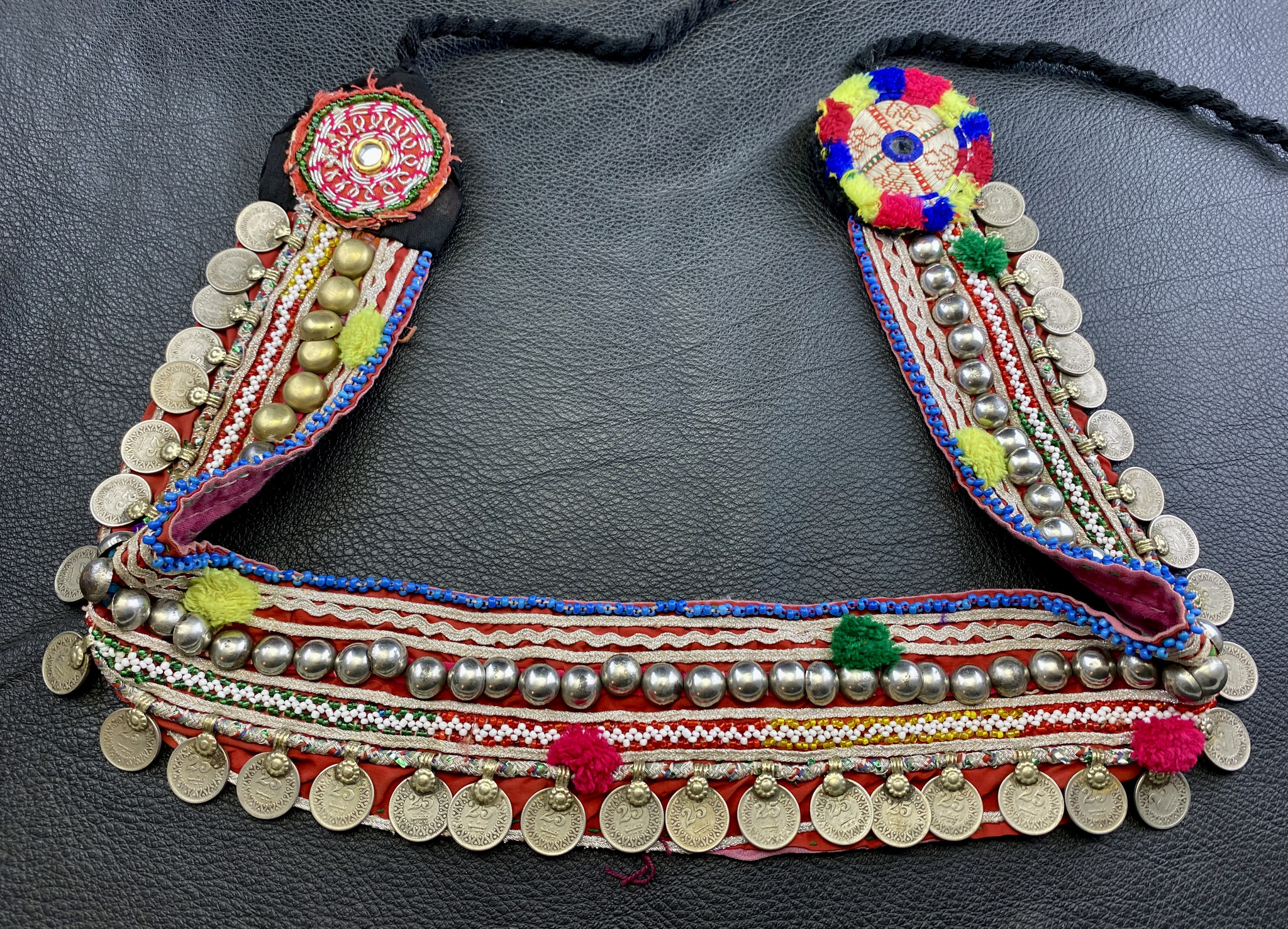 Tribal Münzgürtel