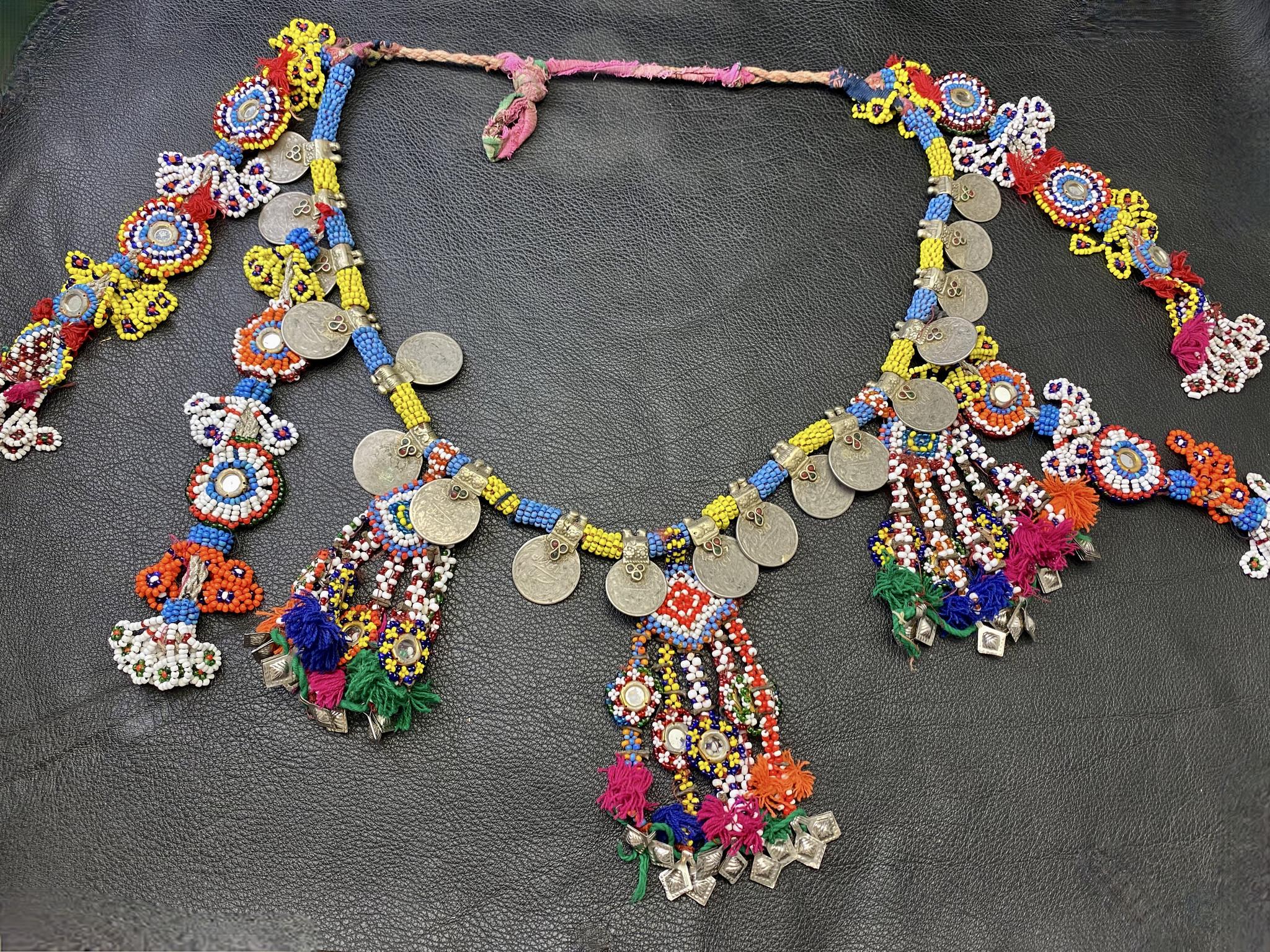 Tribalbelt / Tribal necklace