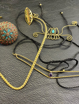 Special offer brass jewellery