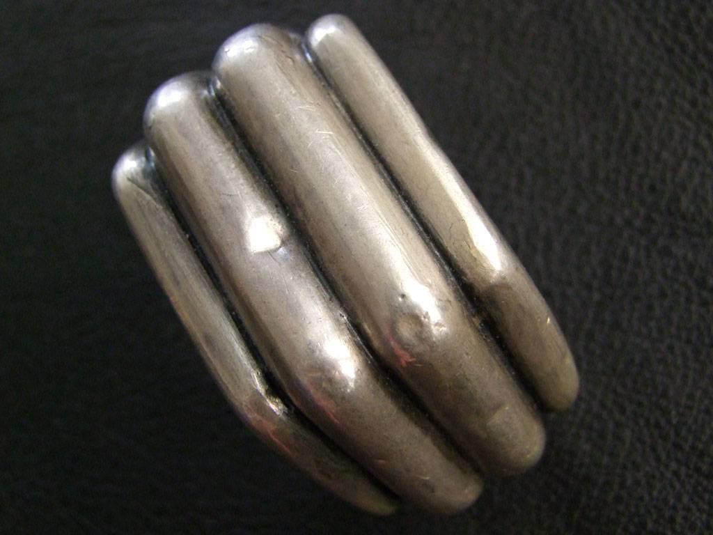Silber Armspange