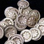 Tribal Metal Amulets