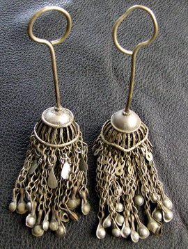 Tribal earrings