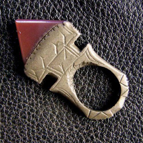 Tuareg Ring/ pendant