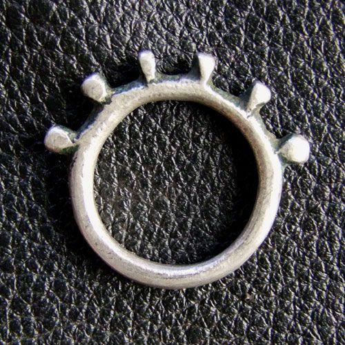 Ring/ pendant, Ethiopia