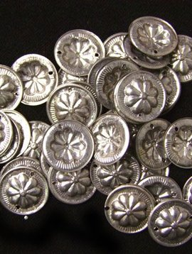 100 Gillet silver (or in 50 bags)