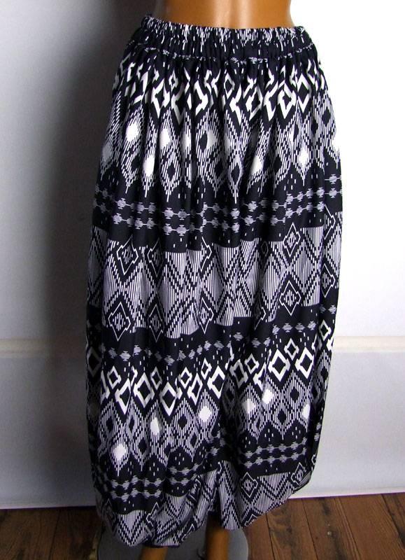 Pantaloon/ Pumphose Ikat style