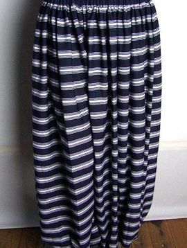 Pantaloon/ harem pants stripes