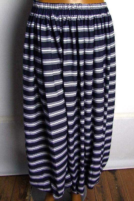 Pantaloon/ harem pants stripes