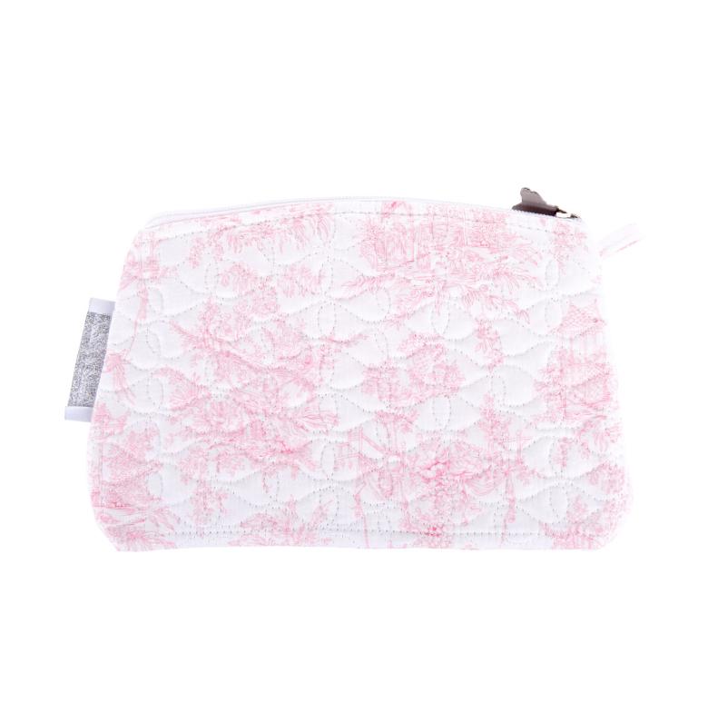 Flache Tasche Sweet Pink Theophile & Patachou-3