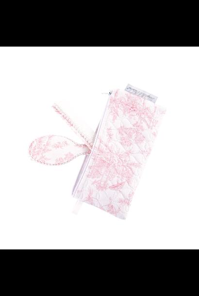 Borstel en kam  Sweet Pink