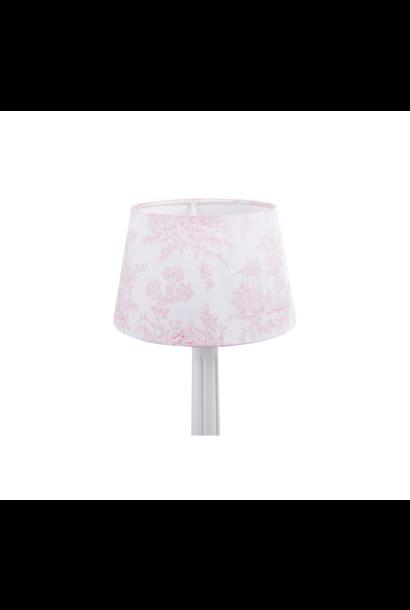 Kleine lampenkap Sweet Pink