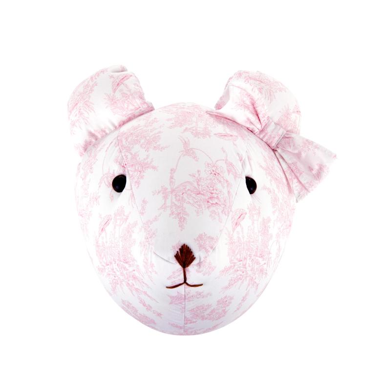 Muurdecoratie Sweet Pink Theophile & Patachou-1