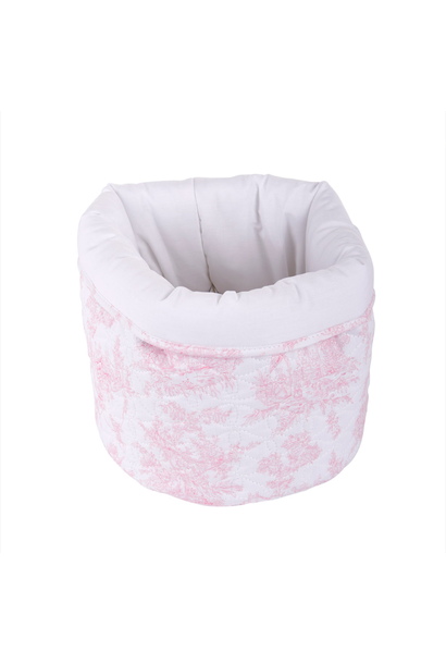 Verzorgingsmand  Sweet Pink