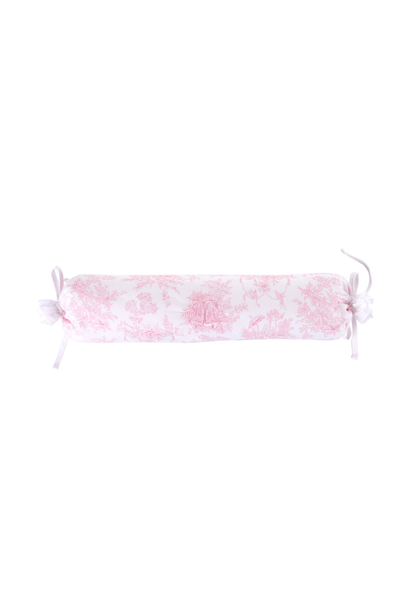 Baby roll cushion  Sweet Pink