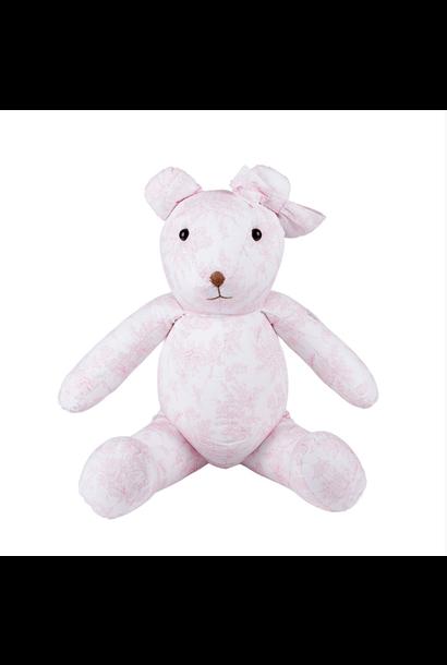 Decoratiebeer Sweet Pink