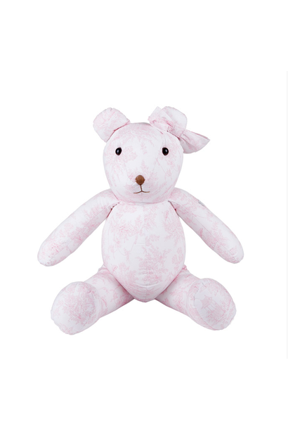 Teddy design Sweet Pink  Theophile & Patachou