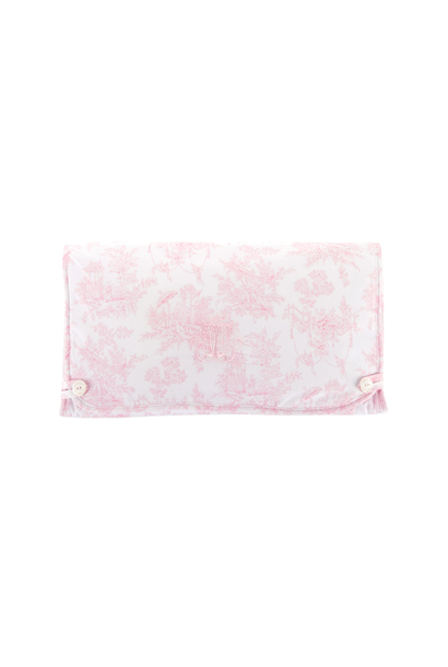 Reis waskussen  Sweet Pink