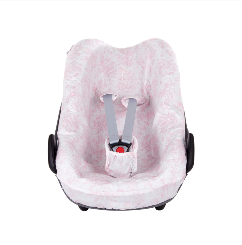 Hoes maxi cosi pebble (+) Sweet Pink Theophile & Patachou-1