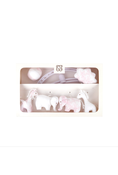 Musical mobile Sweet Pink  Theophile & Patachou