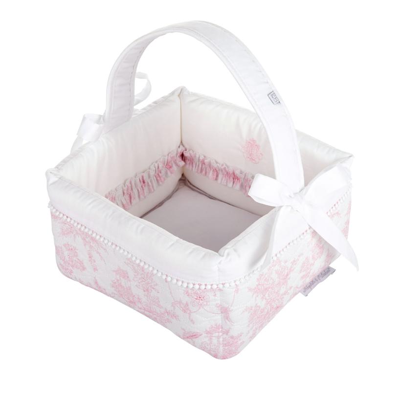 Open toiletmand Sweet Pink  Theophile & Patachou-1