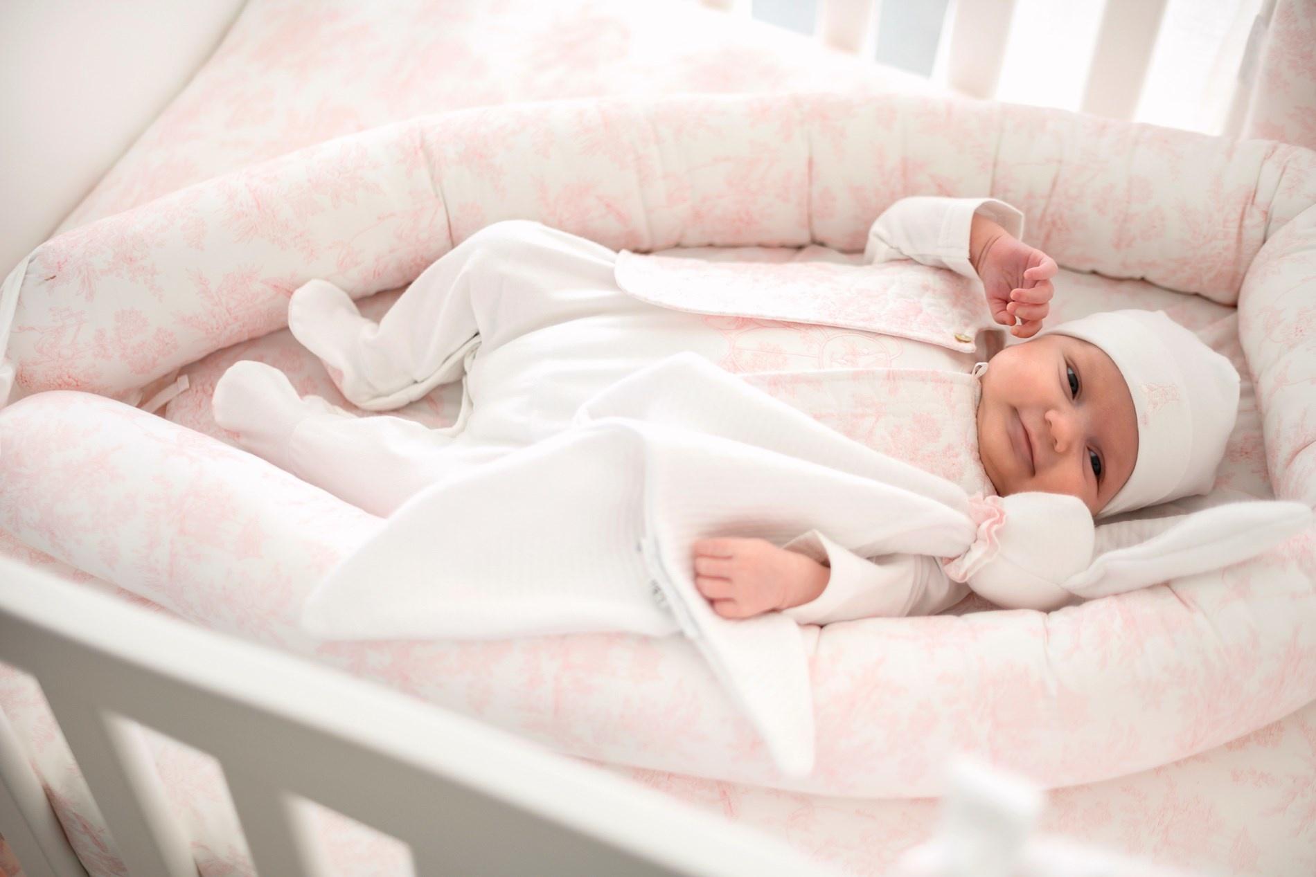 Baby slaapnestje Sweet Pink Theophile & Patachou-3