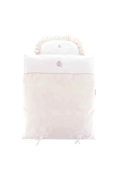 Quilt cover and pillowcase  Sand Theophile & Patachou