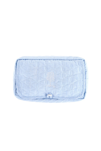 Wet wipes cover Sweet Blue