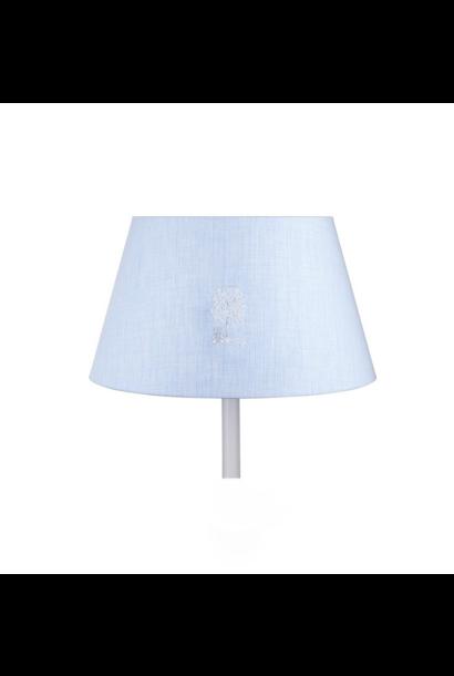 Kleiner Lampenschirm Sweet Blue