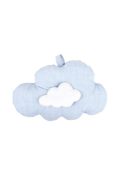 Musical cushion Sweet Blue
