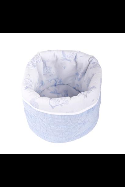 Care basket Sweet Blue