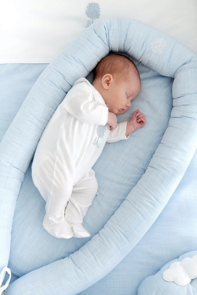 Baby slaapnestje  Sweet Blue Theophile & Patachou-2