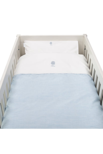 Quilt cover and pillowcase Sweet Blue