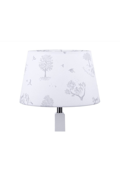 Small lampshade Soft Grey Theophile & Patachou
