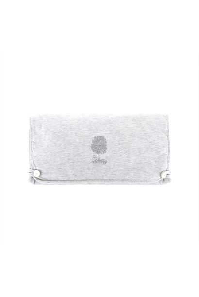 Travel changing mat Soft Grey Theophile & Patachou